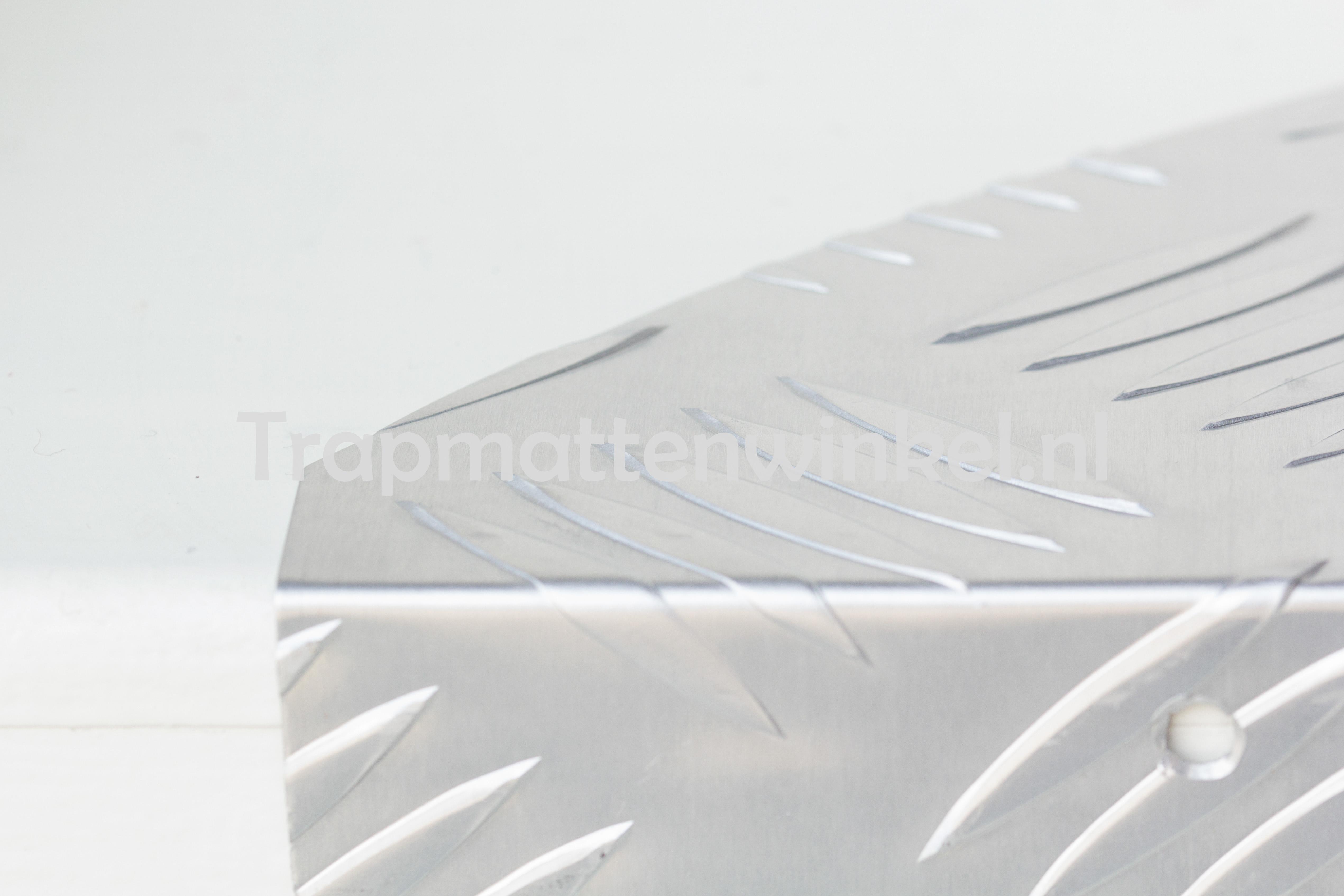 Aluminium trapmat