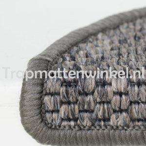 trapmat basic grijs
